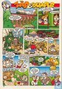 Bandes dessinées - Tsjakka! (tijdschrift) - 1997 nummer  6