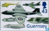 Timbres-poste - Guernesey - RAFA 1898-1998