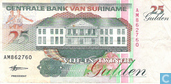 Billets de banque - Suriname - 1991-1999 Issue - Suriname 25 Gulden 1998
