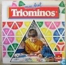Spellen - Triominos - My first Triominos