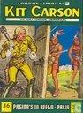 Strips - Kit Carson - De ontvoerde generaal