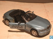Voitures miniatures - Welly - BMW Z3 'Coca-Cola'