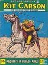 Comic Books - Kit Carson - De val van Fort Strong