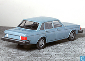 Model cars - Stahlberg - Volvo 244 GL