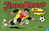 Jimmy Brown als voetballer