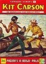 Comic Books - Kit Carson - De nederlaag van Snelle Wolf