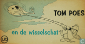 Comic Books - Bumble and Tom Puss - Tom Poes en de wisselschat