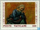 Postage Stamps - Vatican City - Christmas