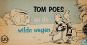 Comics - Bommel und Tom Pfiffig - Tom Poes en de wilde wagen