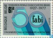 Postzegels - België [BEL] - fabi