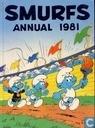 Smurfs Annual 1981