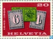 Postage Stamps - Switzerland [CHE] - 125 years Anniversary Stamp