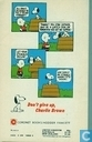 Bandes dessinées - Peanuts - Don't give up, Charlie Brown