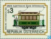 Eerste elektrische tram