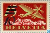 Postage Stamps - Switzerland [CHE] - Monoplane