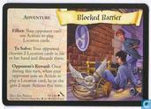 Cartes à collectionner - Harry Potter 5) Chamber of Secrets - Blocked Barrier