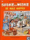 Strips - Suske en Wiske - De kale kapper