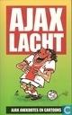 Ajax lacht