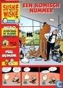 Bandes dessinées - Suske en Wiske weekblad (tijdschrift) - 1999 nummer  13