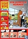 Comics - Suske en Wiske weekblad (Illustrierte) - 1999 nummer  13