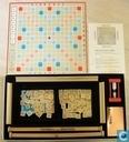 Board games - Scrabble - Scrabble De Luxe - met draaitafel en zandloper