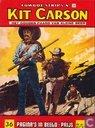 Strips - Kit Carson - Het gouden paard van kleine beer