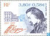 Postage Stamps - France [FRA] - Frédéric Chopin