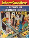 Comic Books - Johnny Goodbye - De peetmoeder + De dertiende verdieping