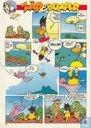 Comic Books - Tsjakka! (tijdschrift) - 1998 nummer  4