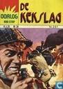 Comic Books - Oorlog - De kekslag