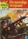 Strips - Moedige sergeant, De - De moedige sergeant