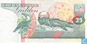 Banknoten  - Suriname - 1991-1999 Issue - Suriname 25 Gulden 1998