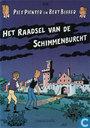 Strips - Piet Pienter en Bert Bibber - Het raadsel van de schimmenburcht