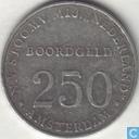 Boordgeld 2½ gulden 1947 SMN