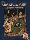 Met Suske en Wiske kleuren en uitknippen! 2