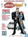Comic Books - Write Now! (tijdschrift) (Engels) - Write Now!