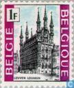 Postzegels - België [BEL] - Toerisme - Leuven