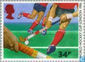 Postage Stamps - Great Britain [GBR] - Commonwealth Games