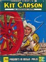 Comic Books - Kit Carson - De versperde rivier