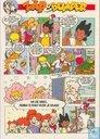 Bandes dessinées - Tsjakka! (tijdschrift) - 1998 nummer  7