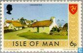 Postage Stamps - Man - Cregneish