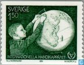 Postage Stamps - Sweden [SWE] - Year of people with disabilities