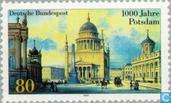 Briefmarken - Deutschland, Bundesrepublik [DEU] - Potsdam 993-1993