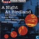 A Night At Birdland Art Blakey, Buddy Rich, Dinah Washington, Dizzy Gillespie