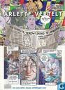 Comic Books - Cuisiniers Dangereux, Les - Arlette vertelt