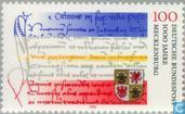 Postage Stamps - Germany, Federal Republic [DEU] - Mecklenburg 995-1995