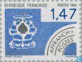 Postage Stamps - France [FRA] - Spades