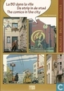 Strips - Blake en Mortimer - De strip in de stad Brussel
