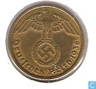 Coins - Germany - German Empire 10 reichspfennig 1938 (J)