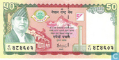 Banknotes - Nepal - Nepal 50 Rupees